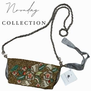 Noonday Collection beaded embroidered crossbody
